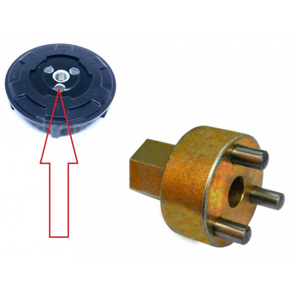 Įrankis DENSO kondicionieriaus remontui 21mm