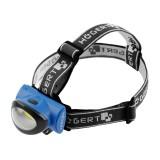 LED prožektorius ant galvos