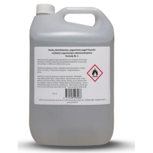 Rankų dezinfekantas 5 L