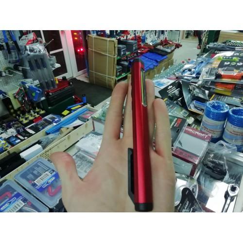 Prožektorius darbui COB (3W) + LED (įkraunamas) su lazeriu