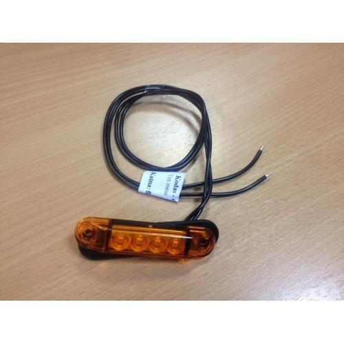 Gabaritinis LED (Oranžinis)