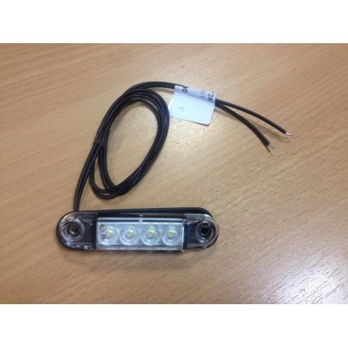 Gabaritinis LED (Baltas)